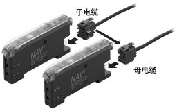 松下微型激光位移传感器HG-C1050L详解