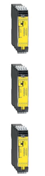 产品简单SRB-E-212ST施迈赛安全监控模块