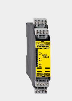 SCHMERSAL安全继电器/双功能,介质要求
