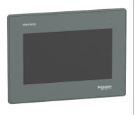 关于schneider触摸屏HMIGXU3500的使用特点