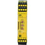 PILZ继电器750104,750107如何接线方式