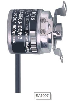 产品展示RA1007,ifm空心轴增量编码器