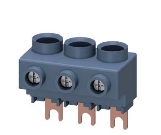 解析siemens西门子3RV2925-5AB三相电源端子