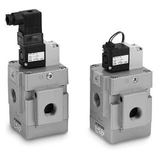 原装SMC电磁阀VG342R-5D-06安装尺寸图