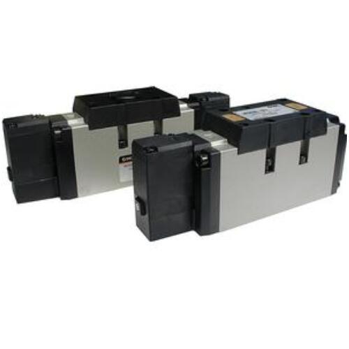 日本SMC紧凑型5通电磁阀RSH80T-PS