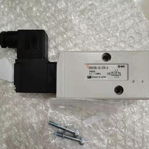 日本SMC五通电磁阀VFN3120N-5D-02N-A描述