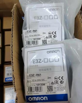 日本OMRON光电传感器E3Z-R61材质