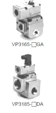 选型依据SMC先导式3通电磁阀