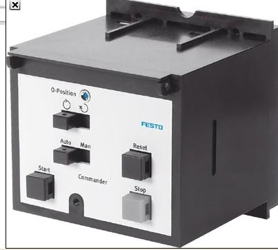 费斯托控制器 DSBC-80-25-PPVA-N3工作原理概述