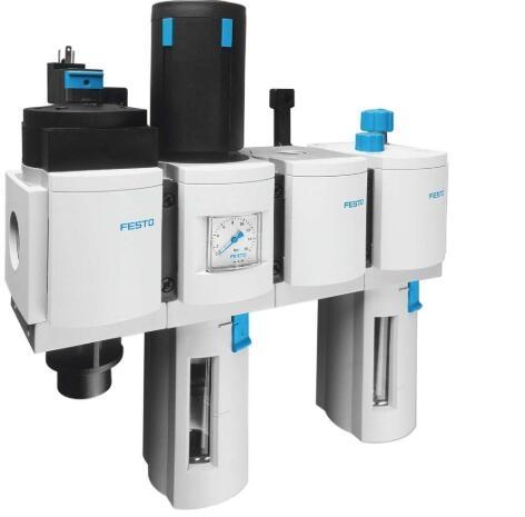 费斯托气源处理装置 MSB4使用注意
