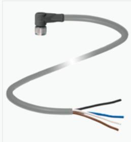 介质要求P+F母头连接器V31-WM-2M-PVC