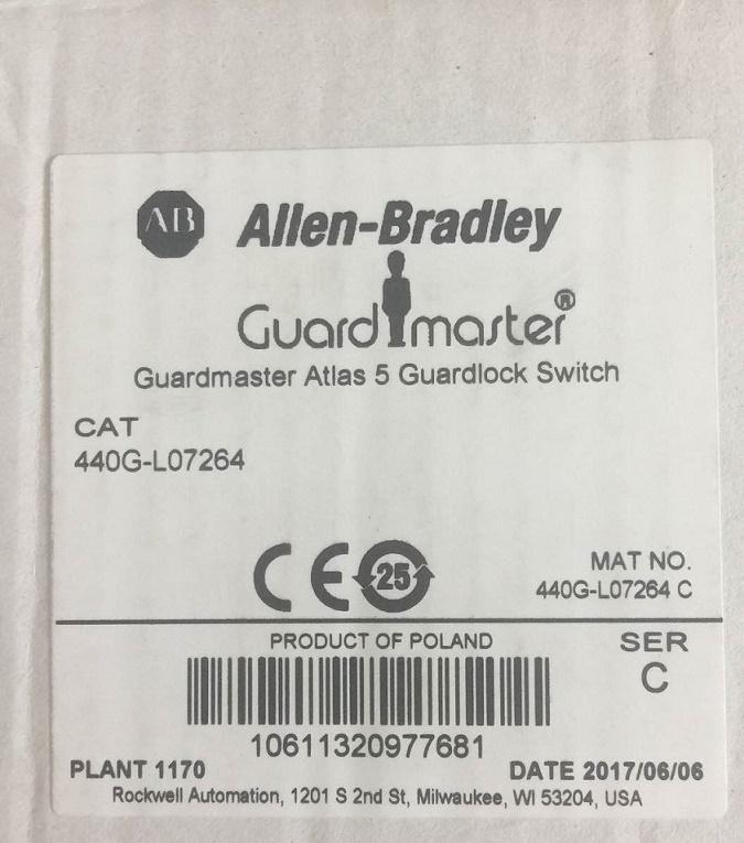 提前备货440RS12R2,美国AB安全开关优势