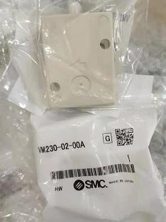 SMC机控阀VM230-02-00A产品简图