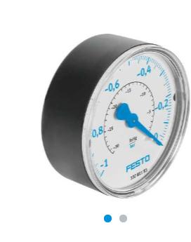 选择费斯托真空压力表VAM-40-V1/0-R1/8-EN