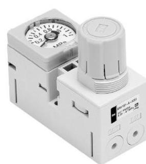 手轮型SMC小型集装式减压阀ARM10F2-20BG