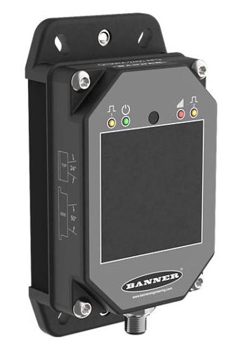 详情介绍美国BANNER邦纳雷达传感器Q130RA-2450-AFQ